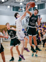 Gallery: Boys Basketball Mount Vernon @ Lake Stevens